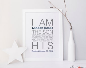 Baby boy baptism etsy personalized baptism printable baby boy baptism gift boy christening gift personalized baby boy negle Gallery