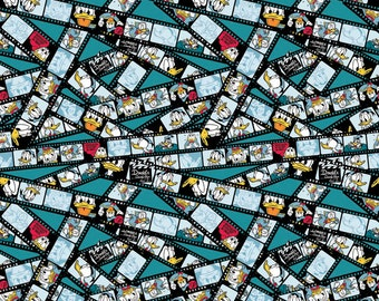 Disney Fabric Donald Duck Fabric Film Show Fabric From Springs Creative