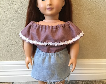 18 Inch Doll Top