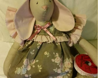 Plush Bunny, rabbit, toy, doll