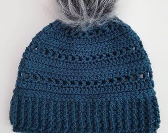 The Demeter Hat Crochet Pattern