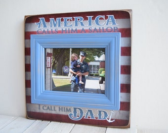 Military Gift, Military Frame Gift Air Force Frame, Army Frame, Navy Frame, Marine Corps Frame, Coast Guard Frame, Military Dad Gift