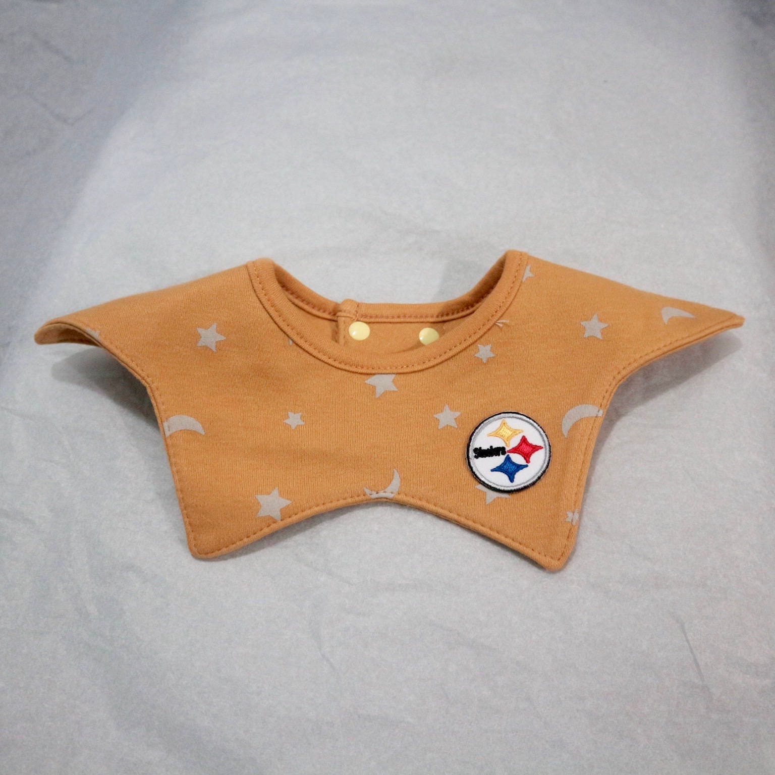 Pittsburgh Steelers Baby Bib