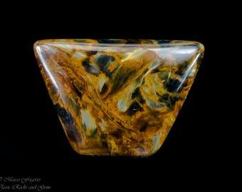 Namibian Pietersite Cabochon Namibia Gemstone 7.70 ct 20.7 x 14 x 4.2 mm