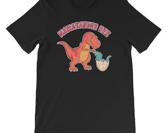 Mamasaurus Rex Funny Dinosaur Family Dino Cute Mothers Day T Shirt