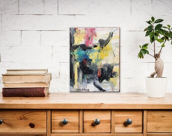 Original Artwork Modern Art Painting Oil on Canvas Wall Art Decor Contemporary Painting Abstract Expressionist Painting