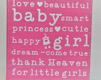 Baby room decor, Baby nursery, Baby girl pink room ,Baby gifts
