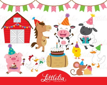 Farm birthday party - Barn party - 16005