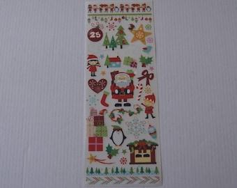 RUB - ONS TOGA CHRISTMAS THEMED 20 X 7, 5 CM