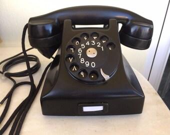 Antique Telephone ERICSSON (FATME) Arabic Numpers