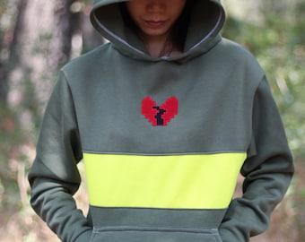 Undertale Character Cosplay Costume Chara Sweater Hoodie Jacket