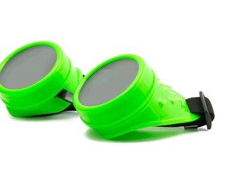 Jetstar Goggles (Green)