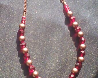 Necklace dancing Leila series No. 10