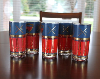 Bicentennial Commemorative Drinking Glasses