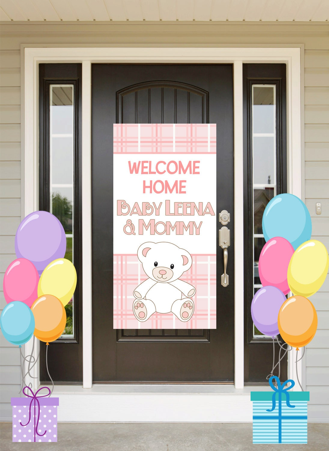 welcome home baby banner & welcome home baby banner - Roho.4senses.co