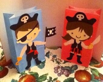 Cute Pirate Goody Bags