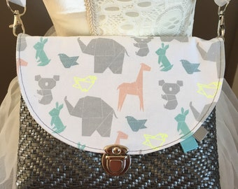 Messenger bag for MOM and child