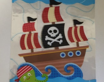 Pirate Party Favor Bags 20ct