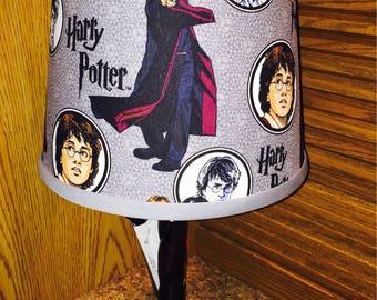 Harry Potter lamp.- Also visit the SzakInc shop.