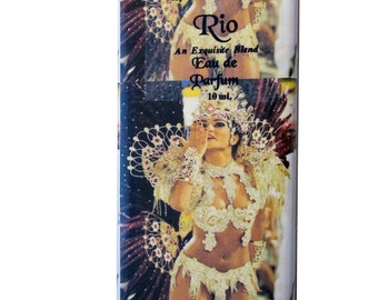 RIO, a  Chypre Perfume, with Patchouli, Tuberose, Amber & Vanilla. Natural Perfume, Very Carefully Hand Made by The Apothecary