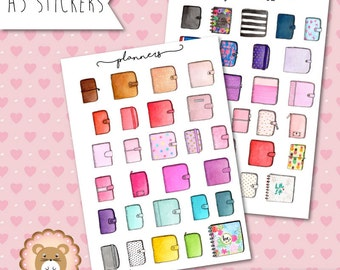 """Planners Stickers """"Planners"""""""