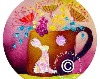 Caroline Hare Card