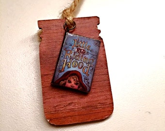 Little Red Riding Hood Bookmark