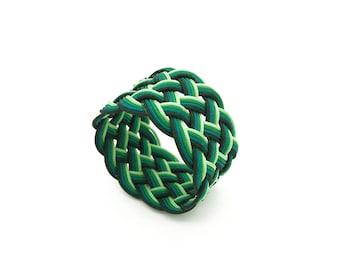 Bracelet green JUDES - Métis