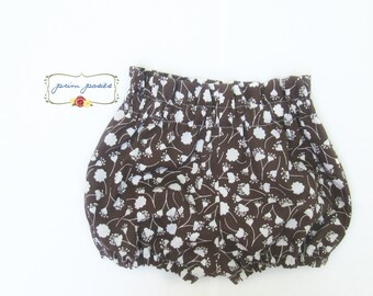 Infant Bloomers, Baby Girl Bloomers, Girl Shorts, Infant Shorts, Infant Girl Clothes, Boutique Girl Clothes, Size 3-6 Months