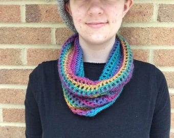 Rainbow Neck Warmer