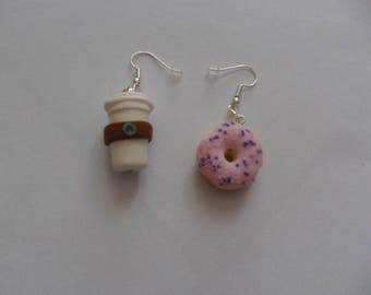 Breakfast Earrings