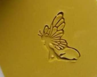 Mini Soap Stamp Fairy Butterfly Soap Stamp Handmade Soap Stamp Butterfly Soap Stamp