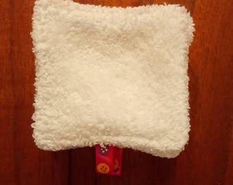 washable cotton pads