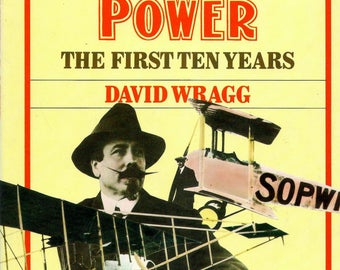 ISBN 0214204847 , Flight with Power: The First Ten Years (Hardcover) by David Wragg First Edition 1978