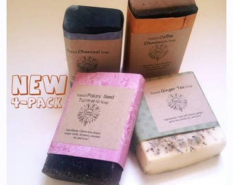 Naked Soap (4 Pack)