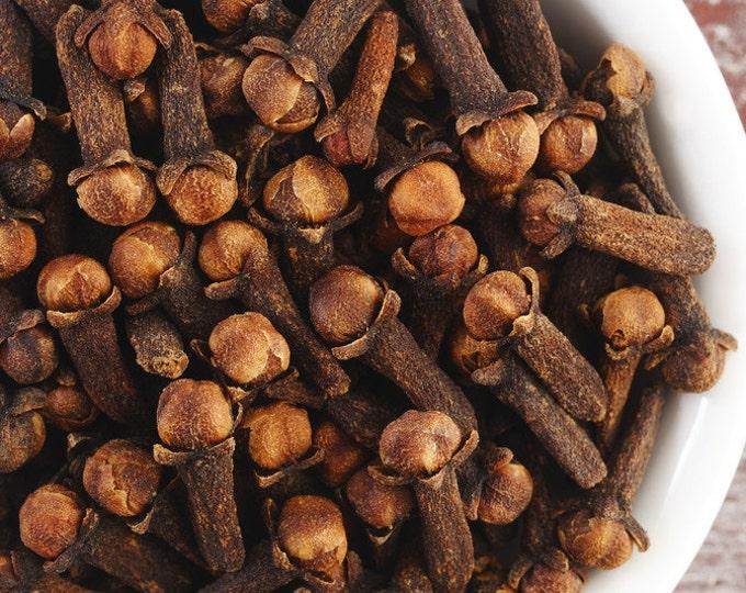 Cloves Essential Oil,  Syzygium aromaticum L., Anti-Inflammatory, Pure Clove Essential Oil, Pain Relief Tooth Ache