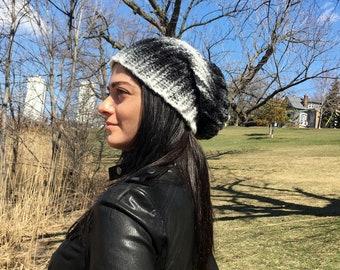 Slouchy Hat CROCHET PATTERN, Crochet Hat Pattern, Crochet Pattern Slouchy Hat, Crochet Beanie, Womens Hat Pattern, Slouchy Beanie, PDF