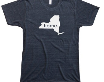 Homeland Tees Men's New York Home T-shirt