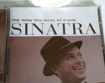 My Way - The Best Of Frank Sinatra CD.     1997
