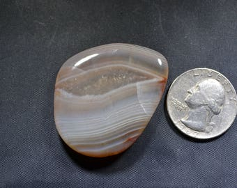 Agate free from Cabochon