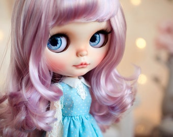 ON HOLD - Custom Blythe Doll OOAK *Sasha* by Ma Poupée Chérie