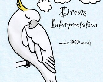 Dream interpretation donation (under 300 words)