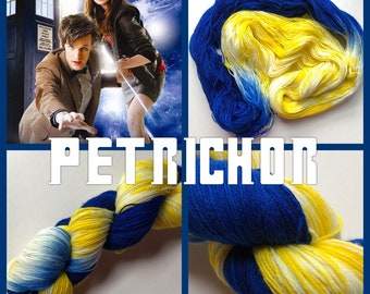 Petrichor Handpainted Yarn