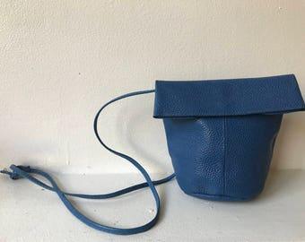 Vintage Bloomingdales Bucket Bag