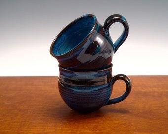 Blue Cups—8-ounce