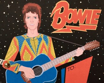 Movers and Shakers - David Bowie
