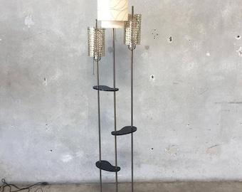 Vintage Moss Floor Lamp (GW1148)