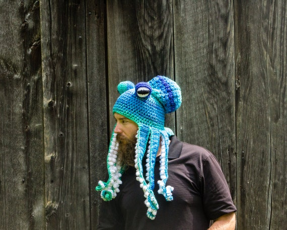 Octopus Hat, CUSTOM ORDER