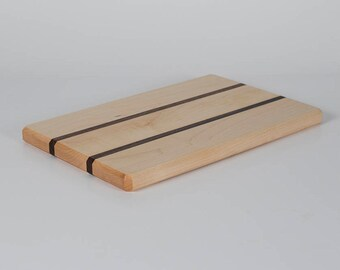 Maple & Walnut Cutting Board Tray
