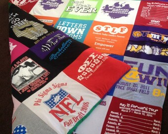 Double-sided Memory Blanket custom Bedding
